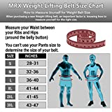 MRX-Power-Lifting-Leather-Belt-Gym-Bodybuilding-Training-Fitness-Back-Support-Belts-with-Steel-Buckle