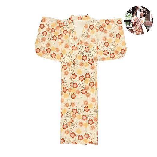 LiXiZhong Kimono Japonés Tradicional Femenino, Traje Tradicional ...