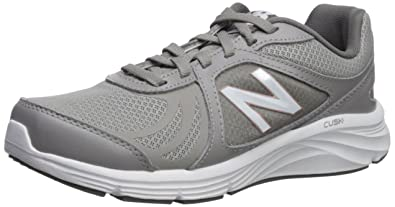 f543f9fa6f95d Image Unavailable. Image not available for. Color: New Balance Women's  496v3 CUSH + Walking Shoe, Grey ...