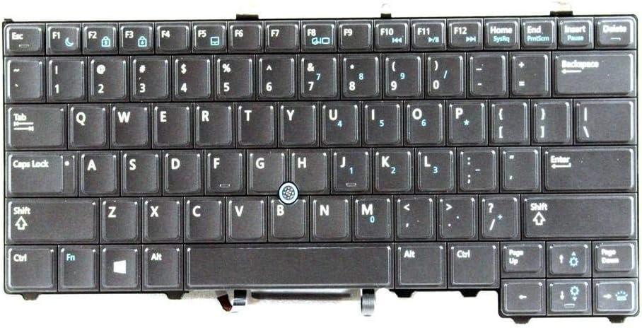 Dell Latitude E7440 US Backlit Keyboard NSK-LD0BC PK130VN1B00 8PP00 08PP00