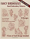 img - for Fancy Birdhouses Hand Embroidery Patterns book / textbook / text book