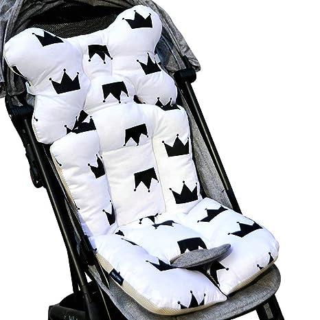 Cojín para silla alta para cochecito de bebé, protector de ...