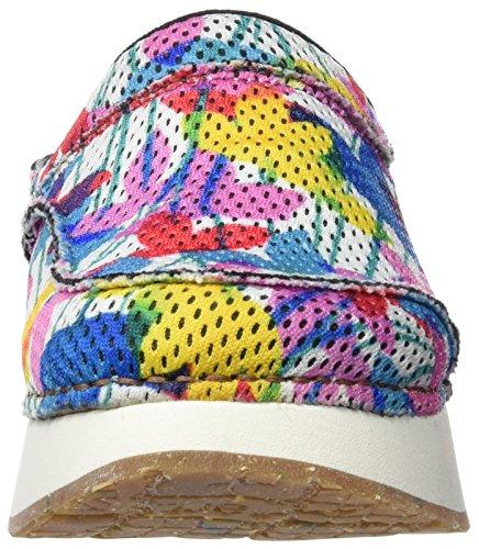 ART 0488 T.Tecnico Mykonos, Zuecos para Mujer Varios colores (Clovers)