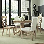 Classic White Washed Dining Table by Home Styles