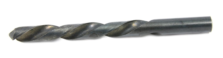 15//32-Inch Forney 20544 Drill Bit Industrial Pro Left Hand HSS Jobber Length