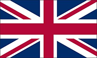 product image for Valley Forge Flag 2-Foot by 3-Foot Nylon United Kingdom Flag