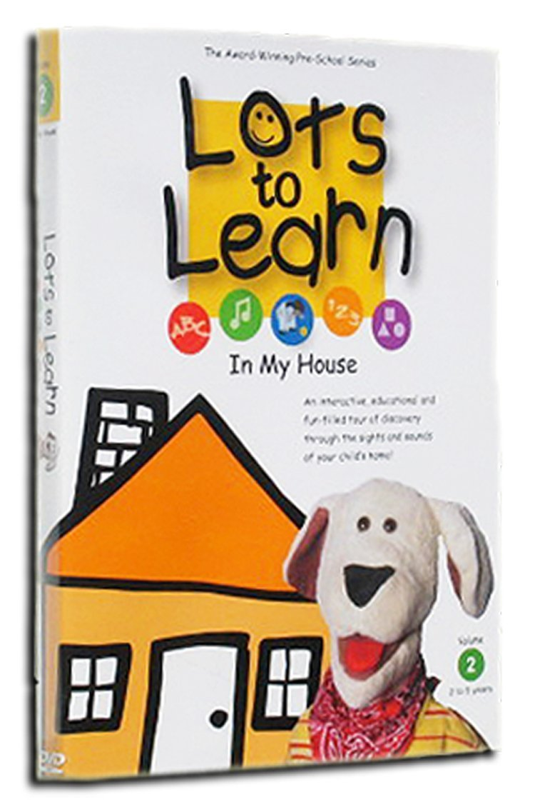 Lots To Learn Preschool Videos: In My House by Lots to Learn, LLC