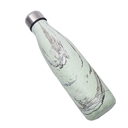 Amazon com : JERY Stylish Simple Modern Wave Water Bottle
