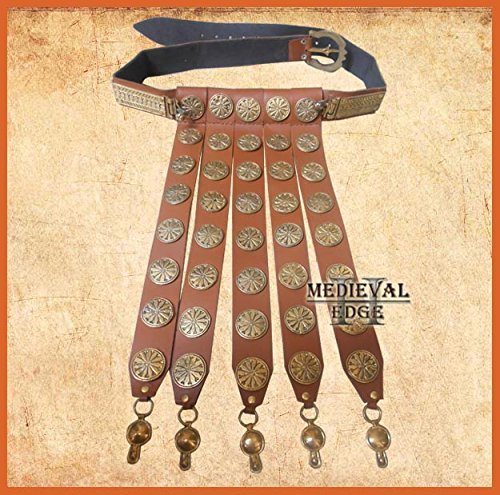 Roman legionnaire light belt cingulum for Rome's legion Medieval Arms