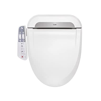 Outstanding R Flory Bidet Electric Digital Intelligent Toilet Seat Fdb600 Energy Saving Technology Eco Friendly Water Seat Heater Warm Air Dry Elongated Pdpeps Interior Chair Design Pdpepsorg