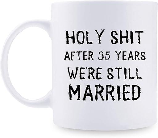 Anniversario Di Matrimonio Regali Per Lui.Regali Per Il 35 Anniversario Di Matrimonio Regalo Per Coppia
