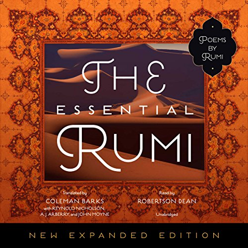The Essential Rumi, New Expanded Edition by Blackstone Audio, Inc.