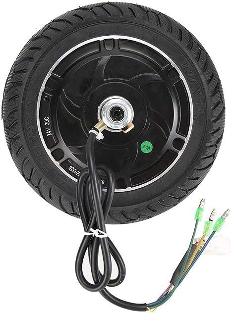 Alomejor Kit De Motor De Cubo De Rueda Eléctrica 350w Kit De Monopatín De Motor Eléctrico con Neumático: Amazon.es: Deportes y aire libre