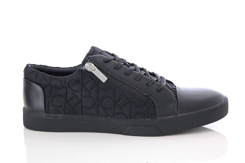 Calvin Klein Ibrahim Noir F0932BBK, Deportivas: Amazon.es: Zapatos y complementos