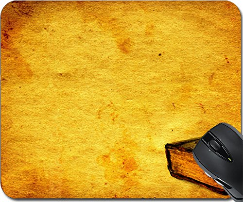 MSD Natural Rubber Mousepad Mouse Pads/Mat design: 12183735 vintage paper template an old book
