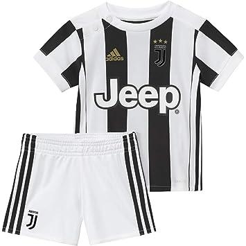 af832f4d846 2017-2018 Juventus Adidas Home Baby Kit