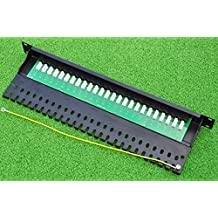 25 Ports Network Patch Panel,CAT3 ISDN 25 Telephone Patch Panel