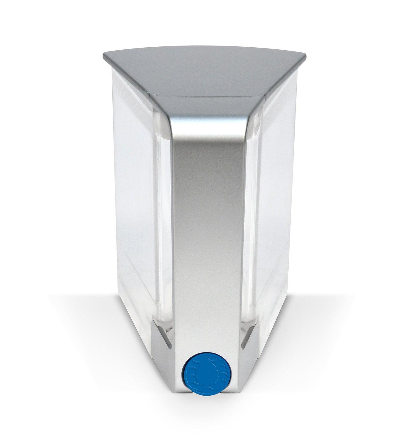 AQUA TRU Additional Clean Water Tank Countertop Reverse Osmosis Water Filter Purification System by AQUA TRU