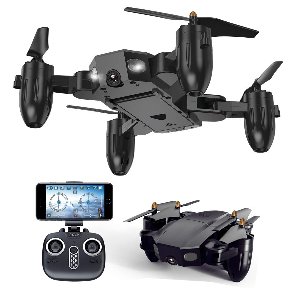 Love life Remote drone, aircraft with 200W HD camera, children's toy WIFI remote control aircraft