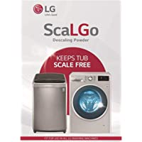 Washing Machine Descaler | LG ScaLGo | Descaling Powder | Pack Of 3 | 300 Gm