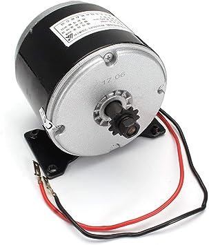 Casavidas ZY1016 - Motor eléctrico para Bicicleta eléctrica (350 W ...
