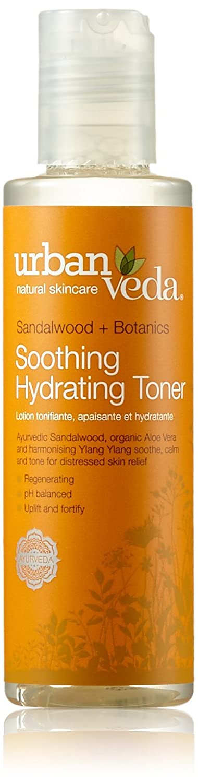 Urban Veda Soothing Hydrating Toner 150 ml Herrco Cosmetics UVHTS00150