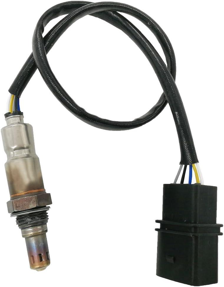 Amrxuts 234-5430 Upstream Air Fuel Ratio Sensor 5-Wire Wideband O2 Oxygen Sensor for 2003-2009 Hyundai Elantra Kia 2004-2009 Spectra 2005-2009 Spectra5 2.0L-L4 39210-23900 39210-23700