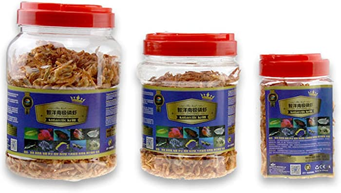 The Best Tropical Shrimp Food