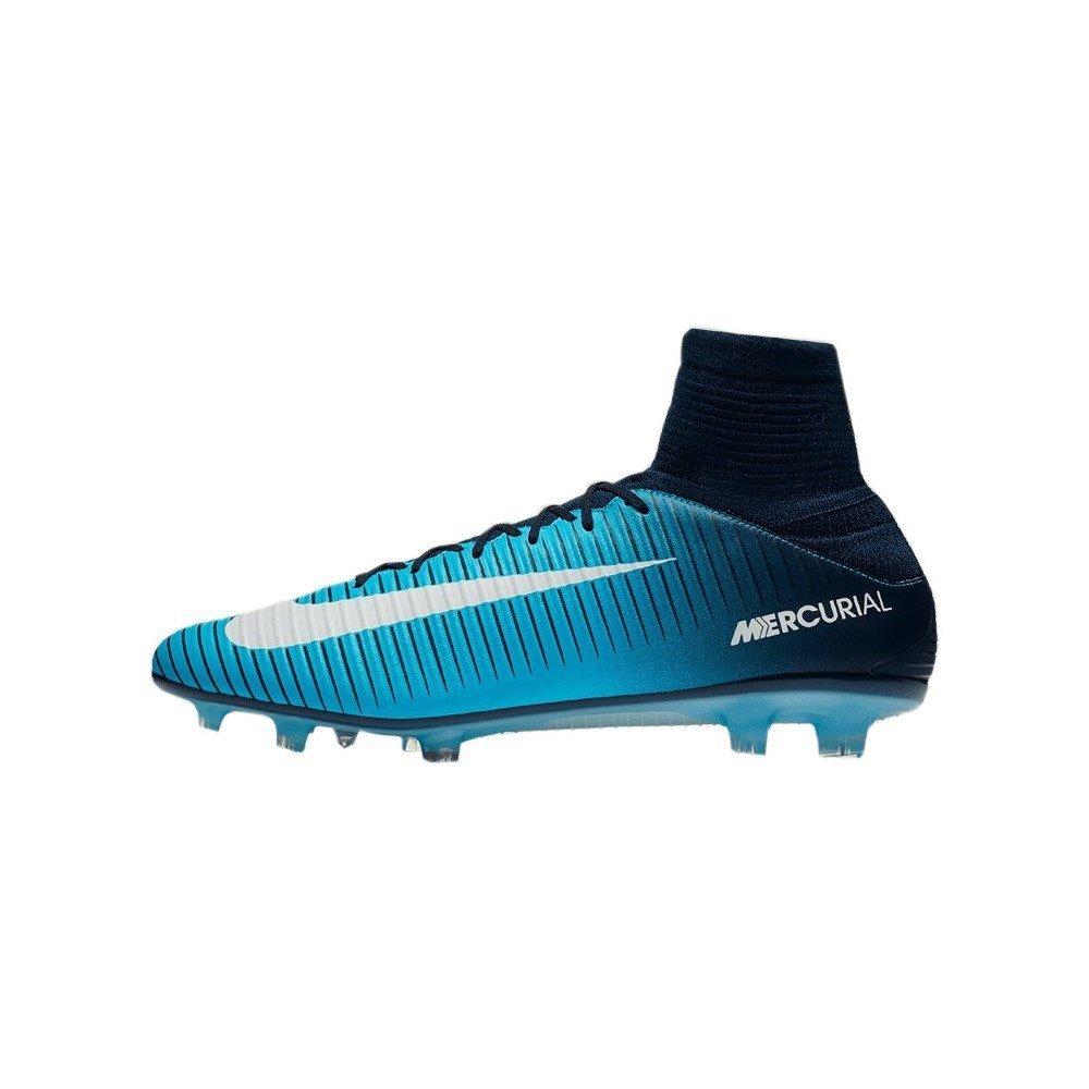 831961-404 Nike Men's Mercurial Veloce III DF (FG) Fussballschuh Herren [GR 45,5 US 11,5]