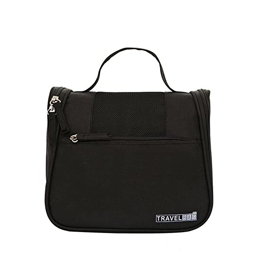 6e27ffb8af Image Unavailable. Image not available for. Color  Homieco trade  Waterproof  Hanging Travel Toiletry Wash Bag ...