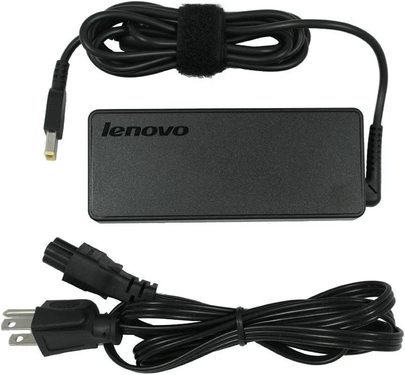 New Genuine Power AC Adapter With Cord For Lenovo ThinkPad 90 Watt 36200285