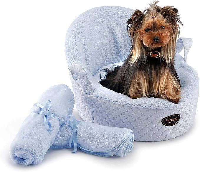 biozoo, Cuco Azul para Perros (Azul): Amazon.es: Productos para ...