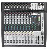 Soundcraft 5049557 Signature 12 MTK Mixer - Unpowered