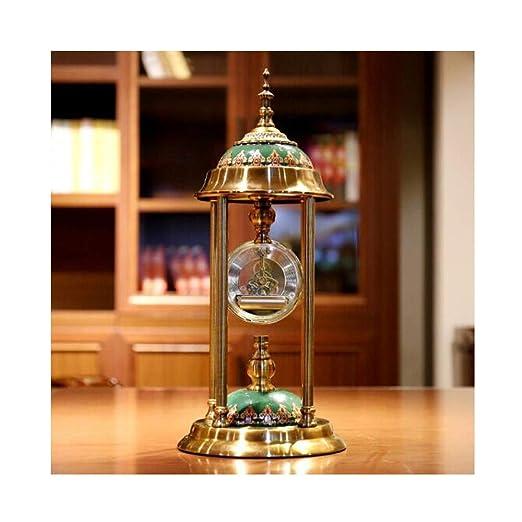 MUZIWENZI Relojes Relojes Europeos Relojes Cuadrados Sala de Estar ...