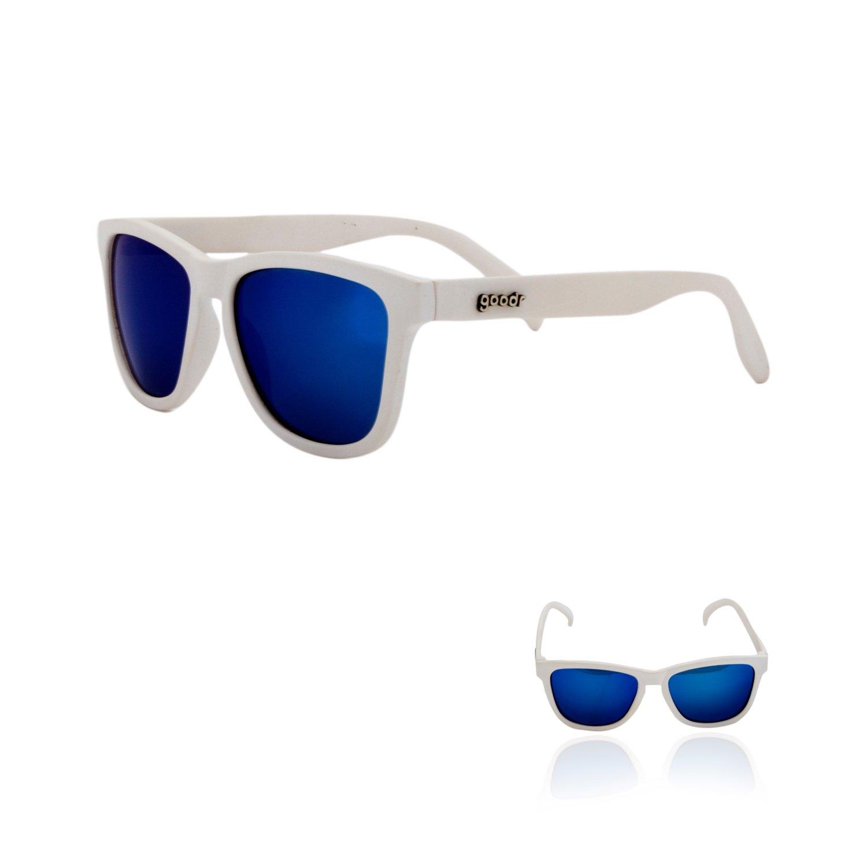 goodr Running–gafas de sol, Color No Slip, No rebote, UV polarizadas