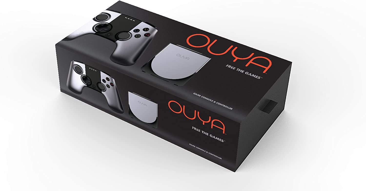 Drivers Update: OUYA Game Console