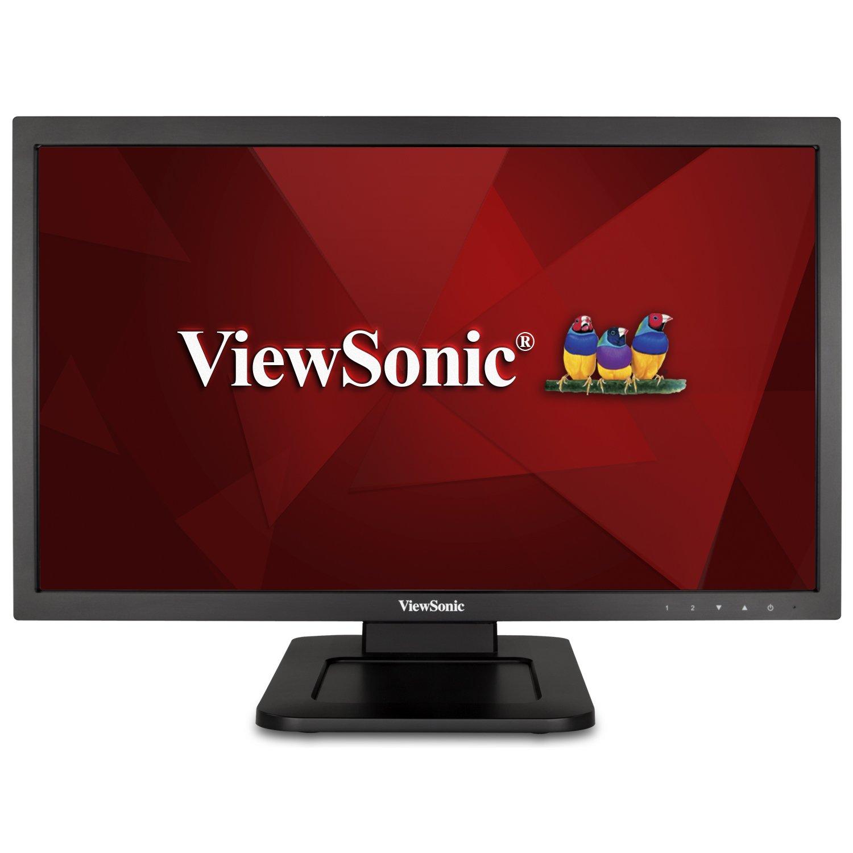ViewSonic TD2220 22'' 1080p Dual-Point Optical Touch Screen Monitor DVI, VGA