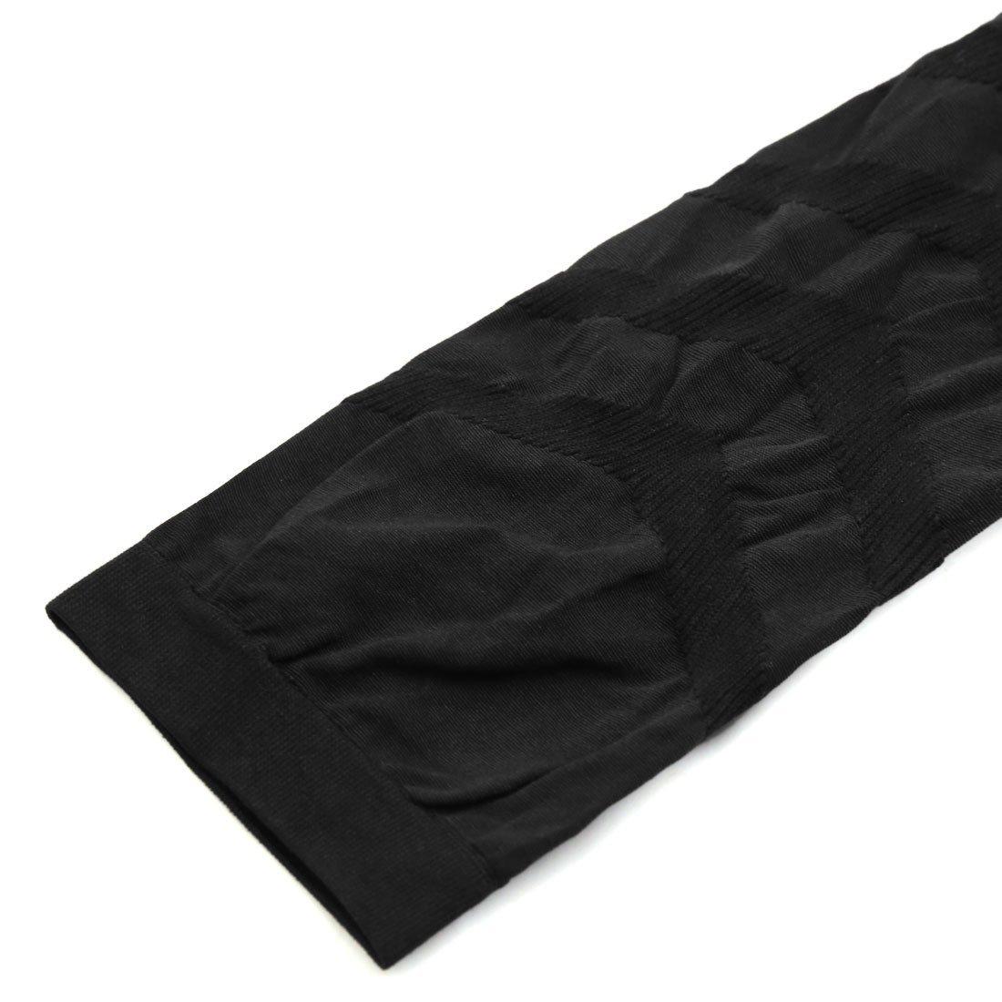eDealMax Taille Haute Taille Cadrage Stretchy Jambes Mise en Forme de nuit Leggings amincissants Pour les Dames
