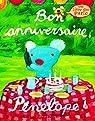 Bon anniversaire, Pénélope ! par Gutman