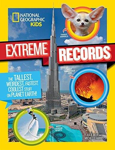 (National Geographic Kids Extreme Records)