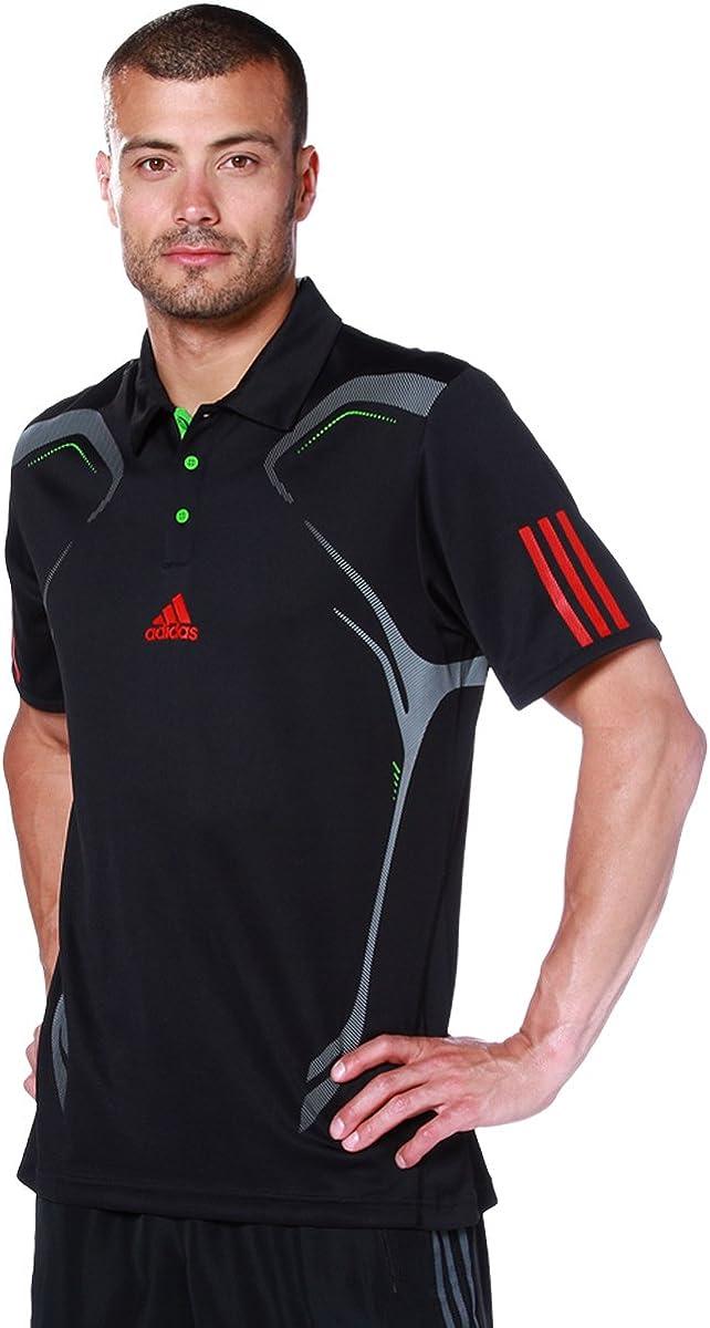 adidas - Camiseta de pádel para Hombre, tamaño XS, Color Negro: Amazon.es: Ropa y accesorios