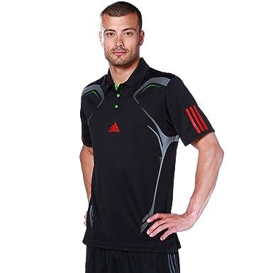 adidas - Camiseta de pádel para Hombre, tamaño XS, Color Negro ...