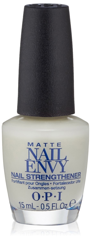 OPI Nail Envy Nail Strengthener, Matte, 0.5 Fl Oz
