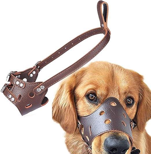 DOG MOUTH COVER Anti-Mordedura Bozal para Perros/Bozal para Perro ...