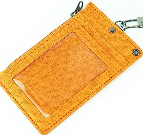 Neck Strap Wallet, Credit Card Holder, Id Badge Neck Strap, 9 Color, Made in Korea