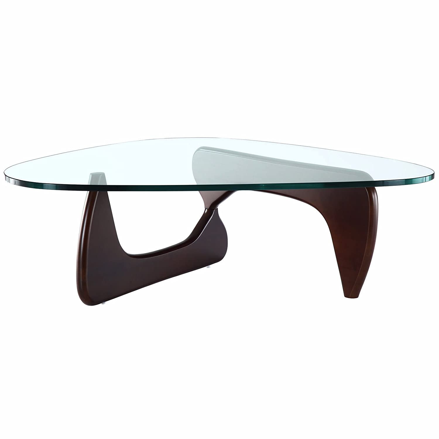 Amazon Com Emodern Furniture Emod Noguchi Coffee Table Triangle