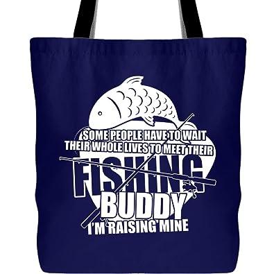 Amazon.com: Bolsas de lona de My Fishing Buddy, una bolsa de ...