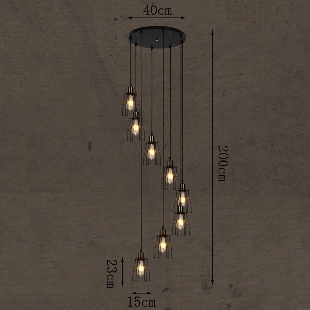 Amazon.com: Cristales de araña de cristal para lámpara de ...