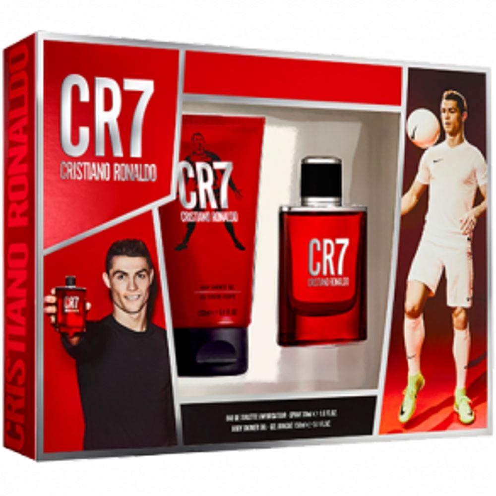 Cristiano Ronaldo Parfüm – Set