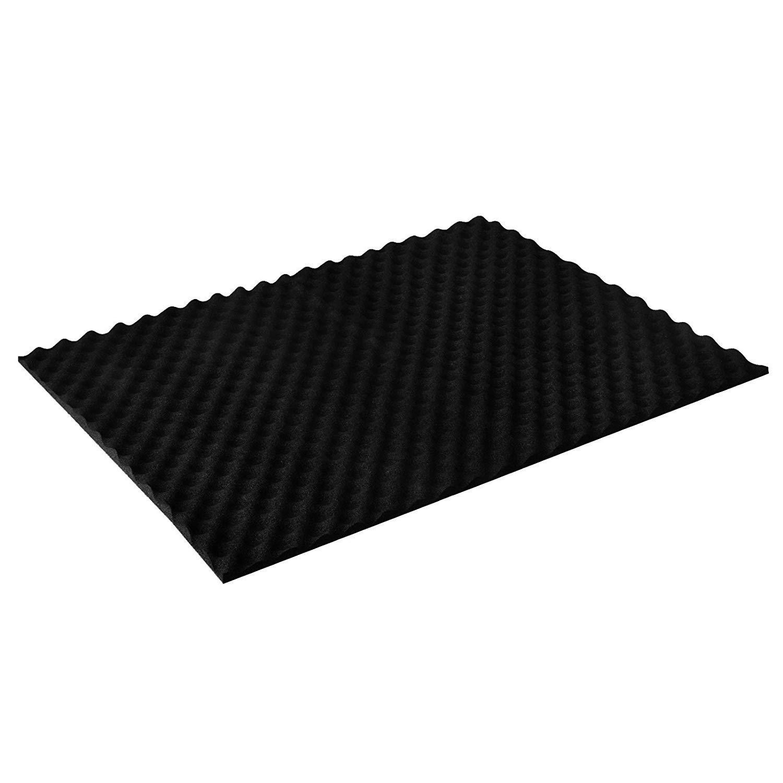 SOOMJ Sound Proof Padding,Car Heatproof Foam Deadener 15.7''x39.4'' 4.3sqft